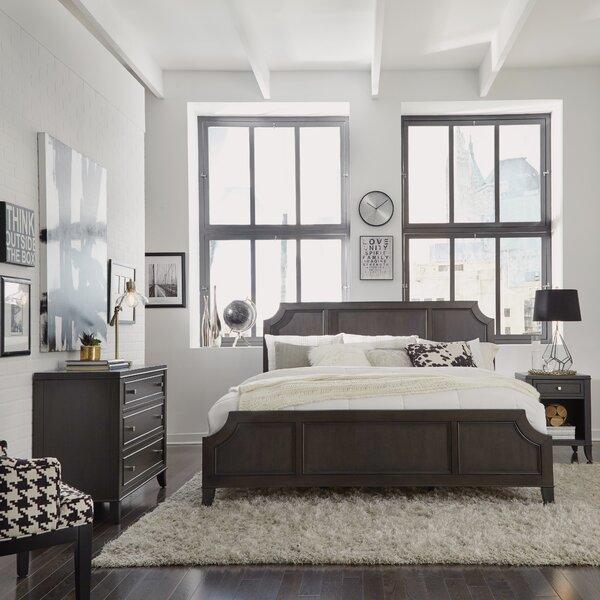 Modern Romsey Wood Standard Configurable Bedroom Set By ...
