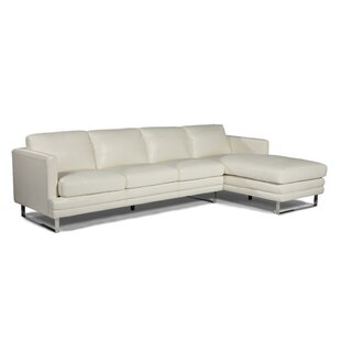 Melbourne Leather Sectional