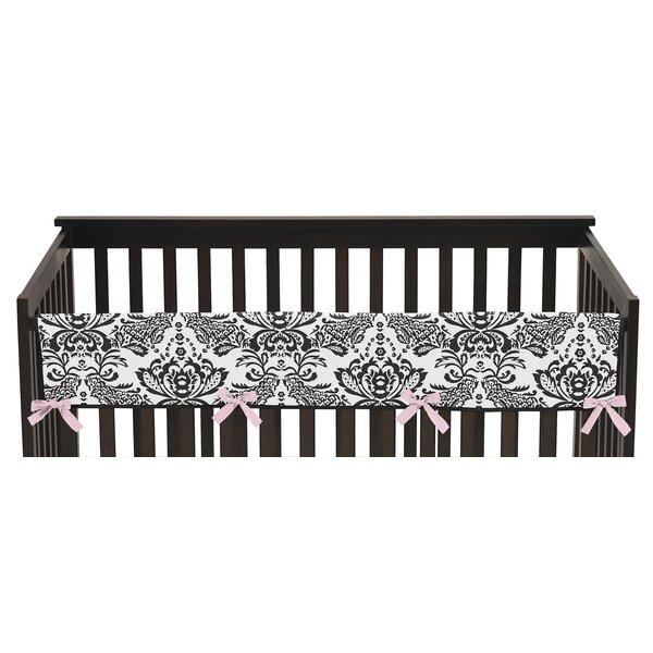Sophia Long Crib Rail Guard Cover by Sweet Jojo Designs