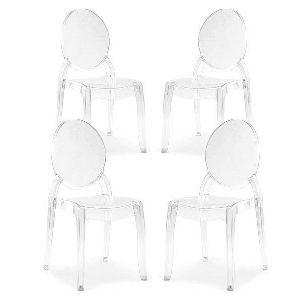 Moro Dining Chair (Set of 4) by Everly Quinn