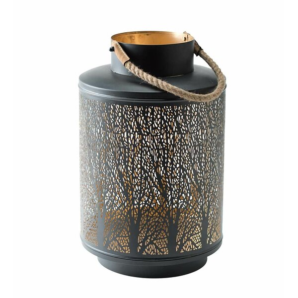 Metal Lantern by Plow & Hearth