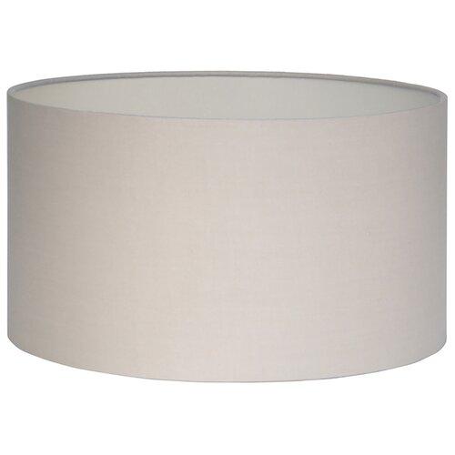 Lampenschirm Brayden Studio Farbe: Taupe| Größe: 17 cm H x 30 cm B x 30 cm T | Lampen > Lampenschirme und Füsse > Lampenschirme | Brayden Studio