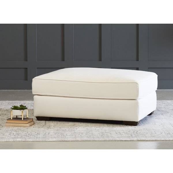 Silke Ottoman by Birch Lane™ Heritage