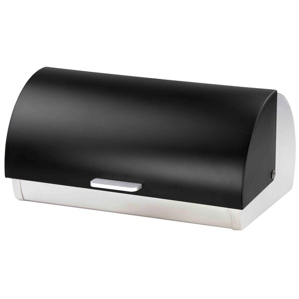 Wlotzka Stainless Steel Bread Box by Latitude Run