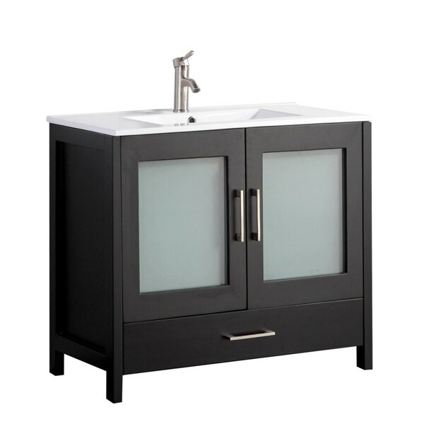 Larrick 36 Single Bathroom Vanity by Latitude RunLarrick 36 Single Bathroom Vanity by Latitude Run