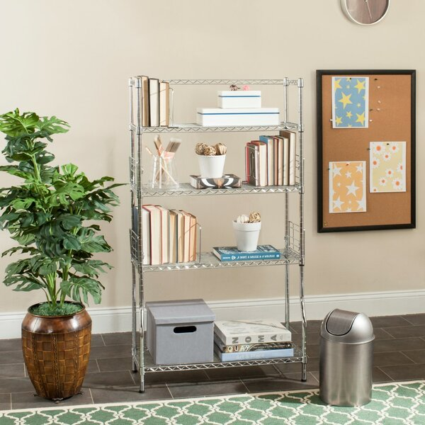 Review Wire Etagere Bookcase