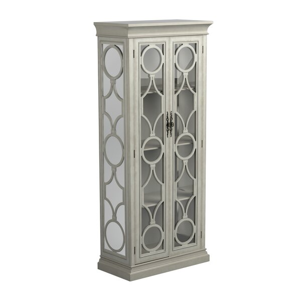 Lizette 2 Door Accent Cabinet by Rosecliff Heights Rosecliff Heights