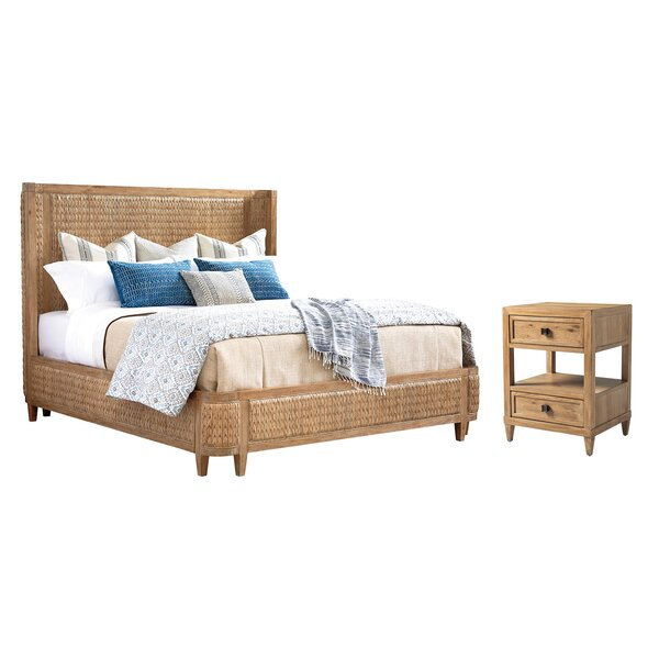 Los Altos Standard Configurable Bedroom Set by Tommy Bahama Home Tommy Bahama Home