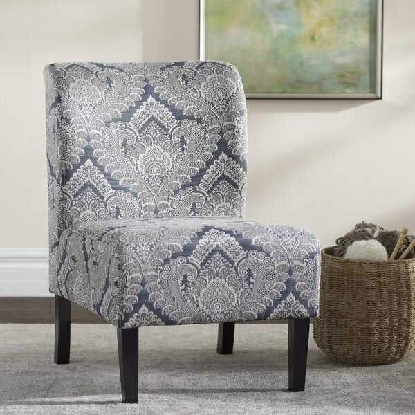 Chandler Slipper Chair by Astoria Grand