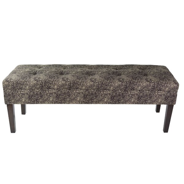 Terese Tufted Upholstered Bench by Red Barrel Studio