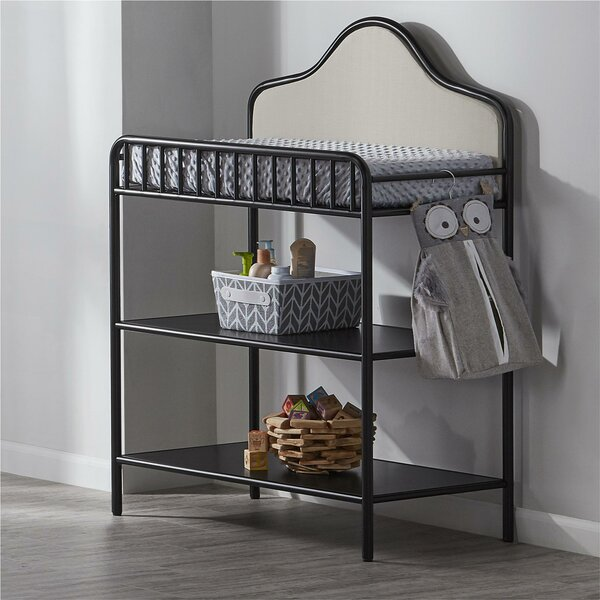Amezquita Metal Changing Table by Harriet Bee