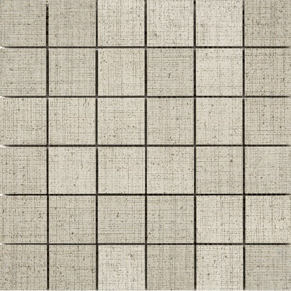 Canvas 2 x 2 Porcelain Mosaic Tile in Khaki by Emser Tile