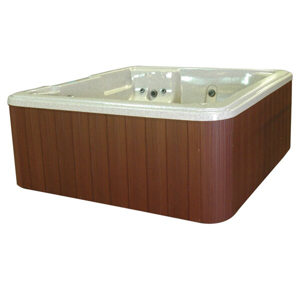 Bahama 5-Person 30-Jet Plug and Play Spa with LED Light and Ozonator by QCA Spas