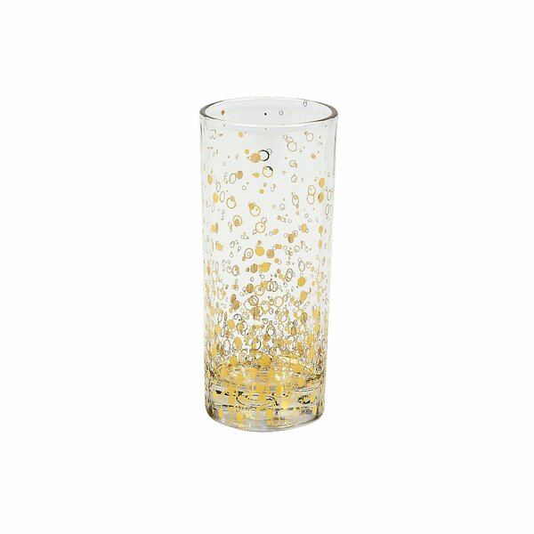 Tinsley Mortimer Bubble Highball (Set of 4) by Tinsley Mortimer