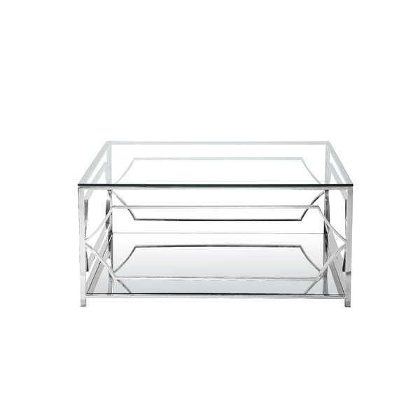 Edward 3 Piece Coffee Table Set by Mercer41 Mercer41