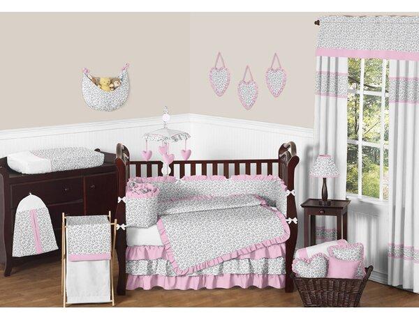 Kenya 9 Piece Crib Bedding Set By Sweet Jojo Designs.