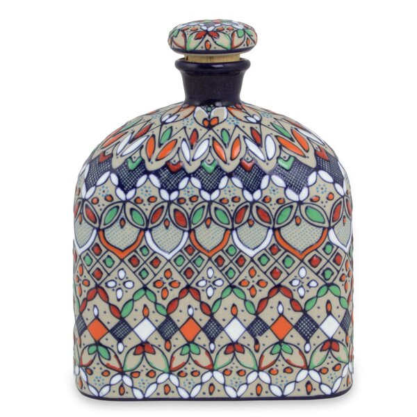 Euphemia Festivals Ceramic Decanter by Bungalow Rose