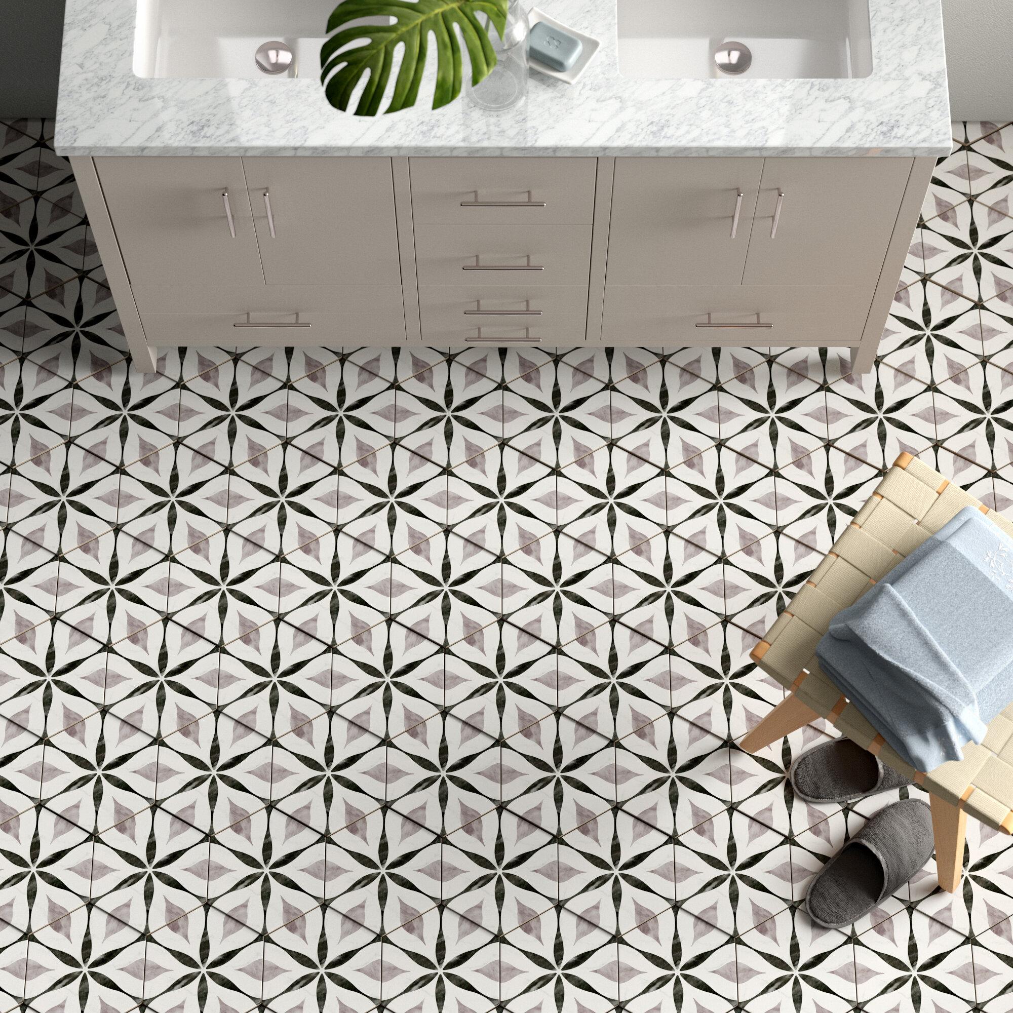 - Find The Perfect Black Floor Tile Wayfair