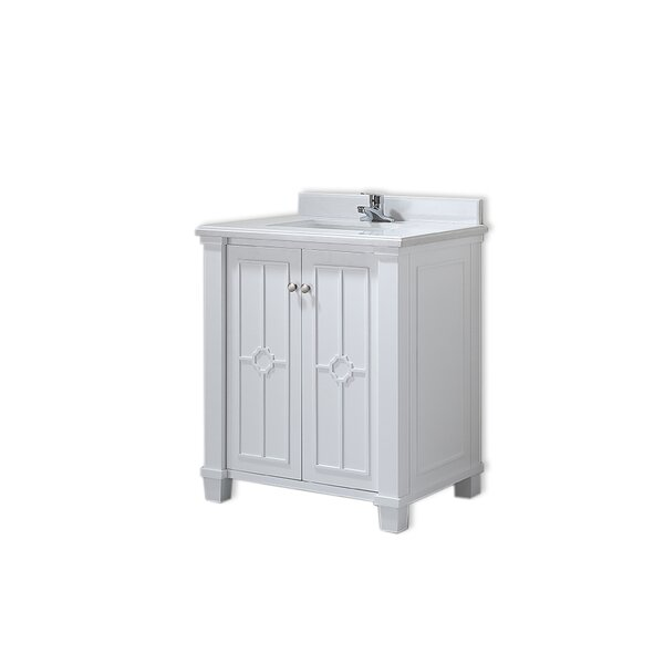 Positano 29 Single Bathroom Vanity Set by Ove Decors