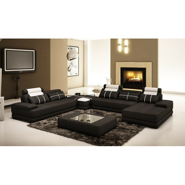 Shipton Sleeper Sectional by Hokku Designs