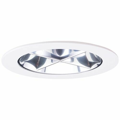 Cross Blade Reflector 4 LED Recessed Trim by Elco Lighting