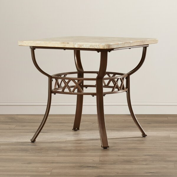 Boundary Bay End Table by Red Barrel Studio