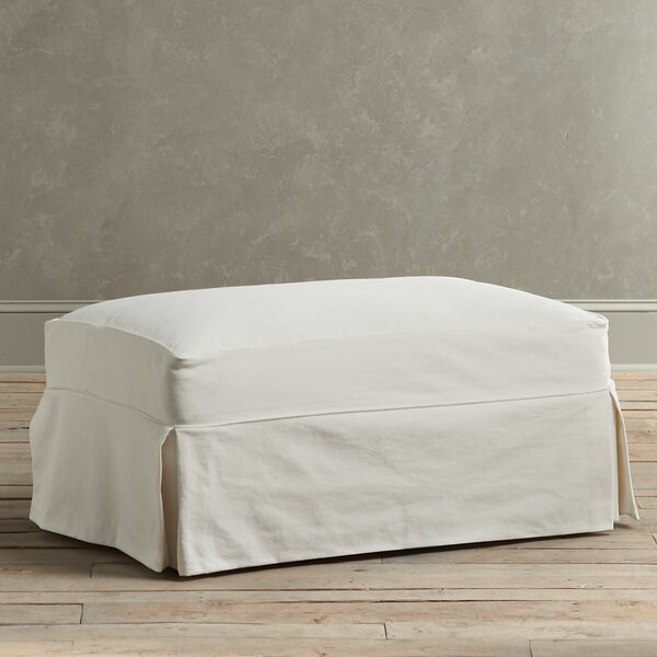 Jacqueline Ottoman by Darby Home Co
