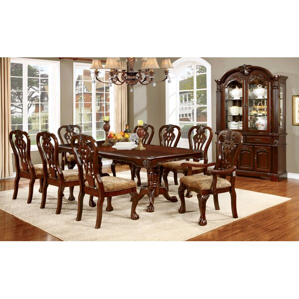 Christon 9 Piece Dining Set by Astoria Grand