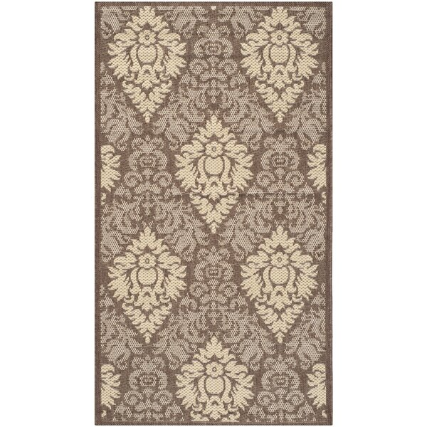 Short Transitional Outdoor Rug by Winston Porter