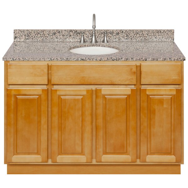 Leominster 48 Single Bathroom Vanity Set by Charlton Home