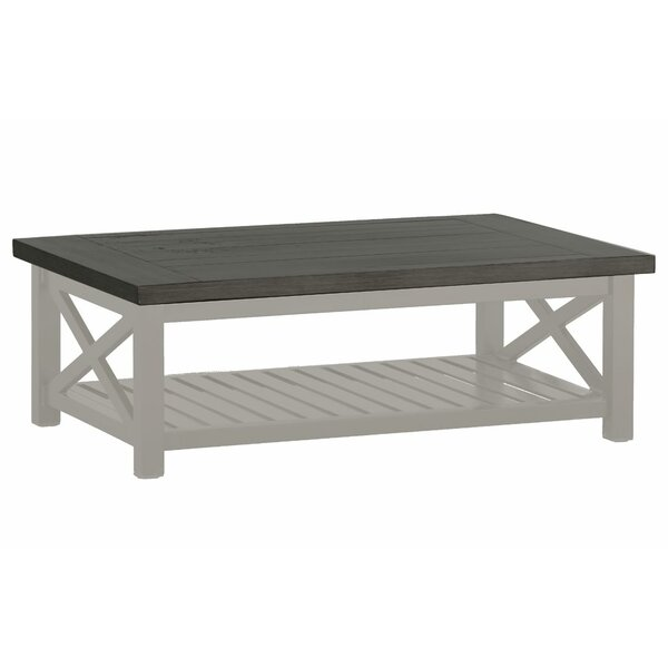 Cahaba Wrought Aluminum Coffee Table by Summer Classics