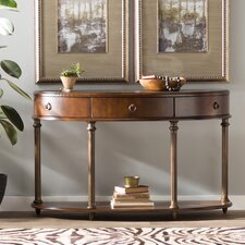 Danvers Console Table by World Menagerie