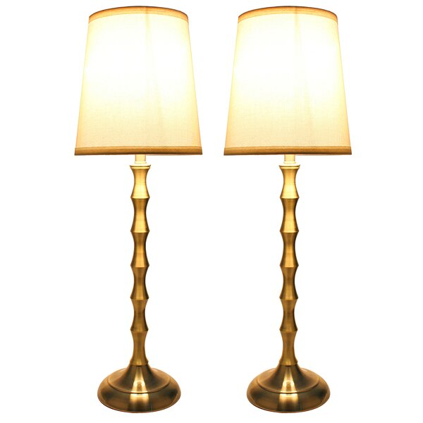 Bahama 26 Table Lamp (Set of 2) by Urbanest