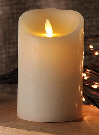 Flameless Candle by Northlight Seasonal