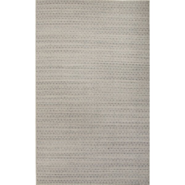 Turton Taupe/Gray Solid Area Rug by Gracie Oaks
