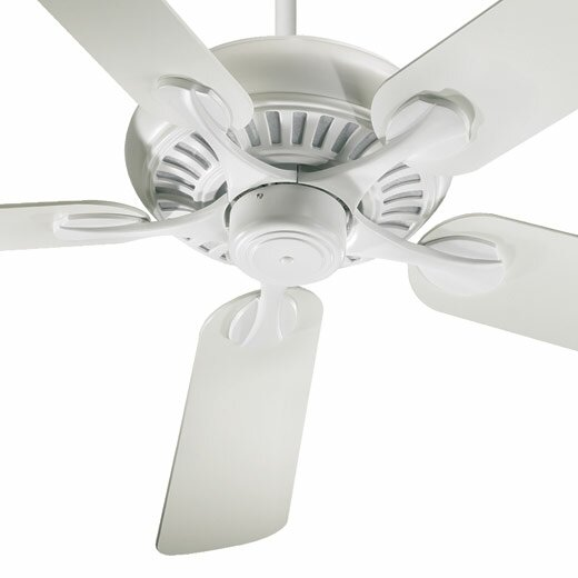 52 Pinnacle 5-Blade Patio Ceiling Fan by Quorum