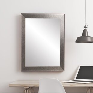 Best Reviews Meleze Tarnished Accent Mirror By Williston Forge