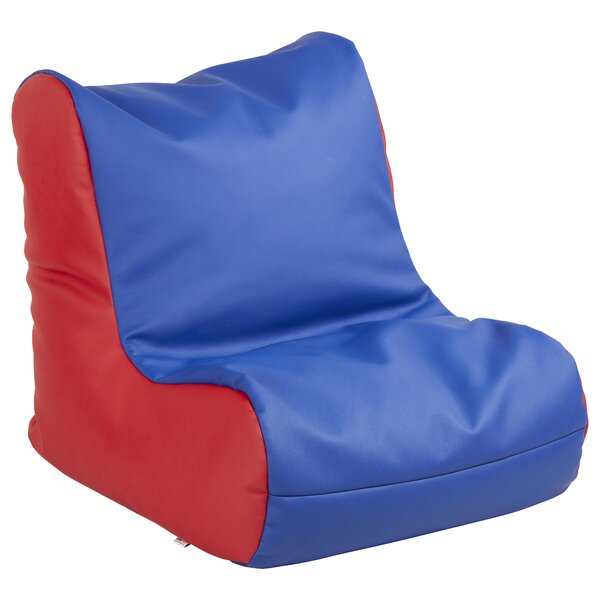 SoftZone® Youth Soft Seat Bean Bag Lounger by ECR4kids