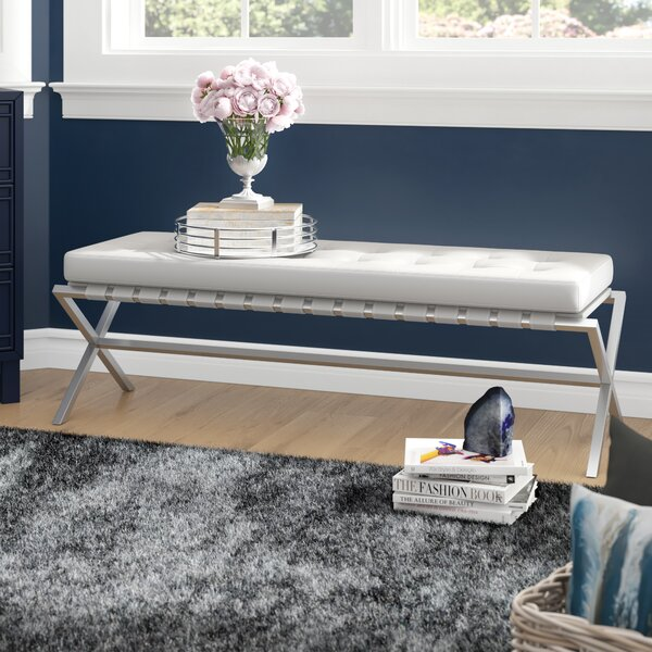 Tassone Metal Bench by Mercer41 Mercer41