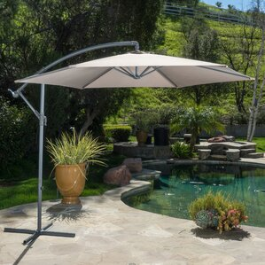 Lovely Fullerton 10u0027 Cantilever Umbrella