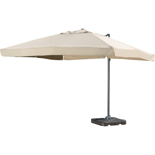 Bondi 10' Square Cantilever Umbrella By Sol 72 Outdoor by Sol 72 Outdoor Great Reviews