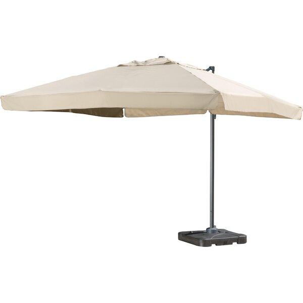 Bondi 10' Square Cantilever Umbrella By Sol 72 Outdoor by Sol 72 Outdoor Comparison