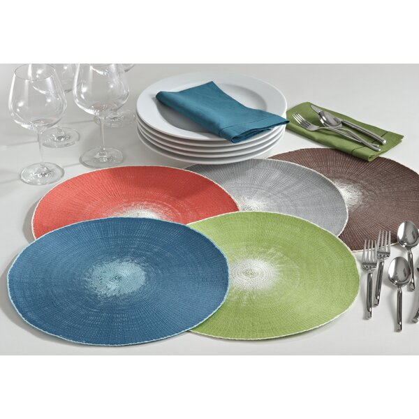 Antibes Paper Placemat (Set of 4) by Saro