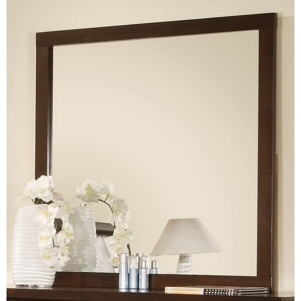 Saint Square Dresser Mirror by Red Barrel Studio