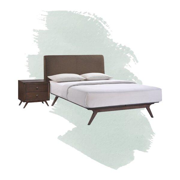Arabella Queen Platform 2 Piece Bedroom Set by Foundstone Foundstone