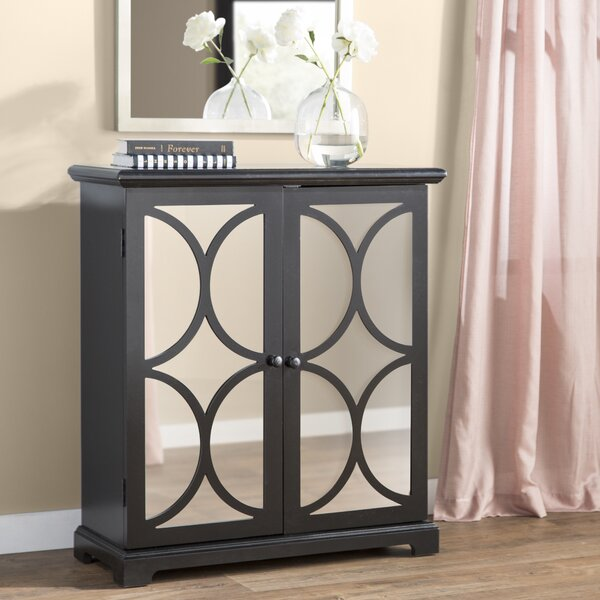 Wilmar 2 Door Accent Cabinet by Mercer41 Mercer41