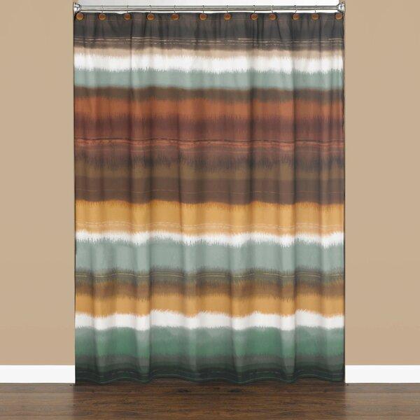 Jessen Stripe Shower Curtain by Saturday Knight, LTD