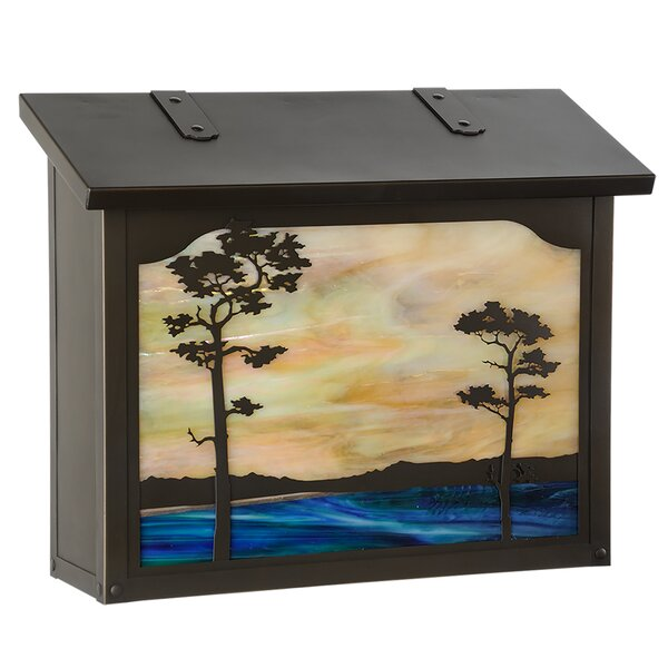 Pritchard Wall Mounted Mailbox by Loon Peak