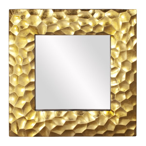 Arthen Brilliant Accent Mirror by Bloomsbury Market