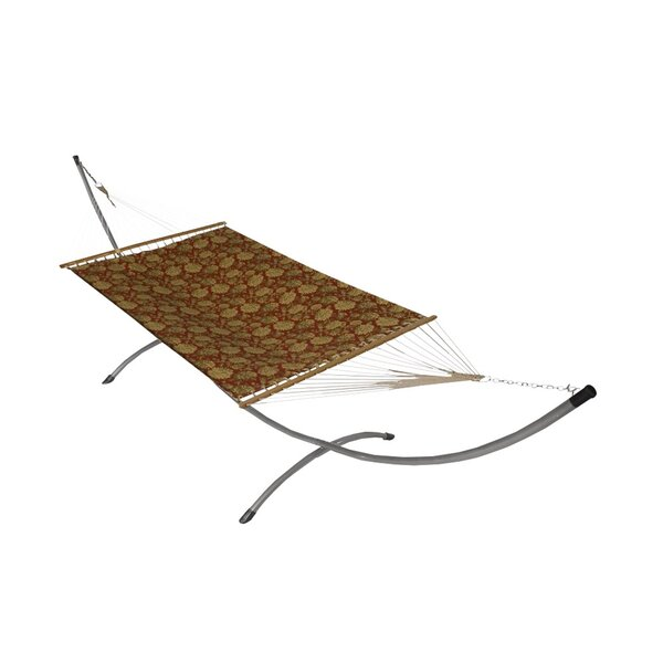 Mindi Modern Sunbrella Hammock with Stand by Red Barrel Studio